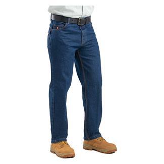 Berne Workwear FR 5-Pocket Jeans Stone Wash Dark