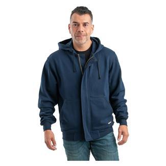 Berne Workwear FR Hooded Sweatshirt Navy