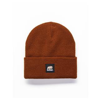 Berne Workwear Standard Knit Cap Brown Duck