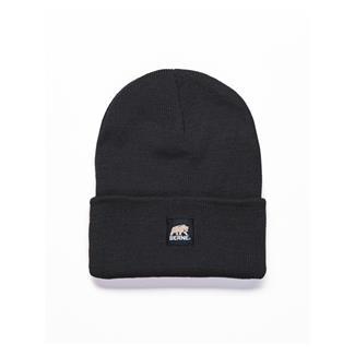 Berne Workwear Standard Knit Cap Black