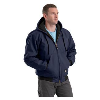 Berne Workwear Original Hooded Jacket Navy