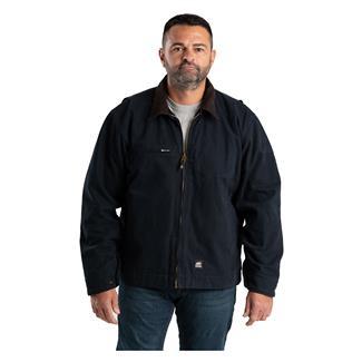 Berne Workwear Original Washed Gasoline Jacket Midnight
