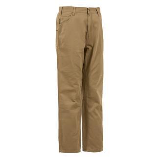Berne Workwear Washed Duck Carpenter Pants Jeans Timber Khaki