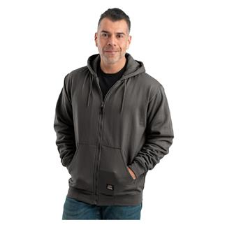 Berne Workwear Original Sweatshirt Hoodie Charcoal