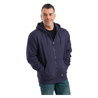 Berne Workwear Original Sweatshirt Hoodie Navy