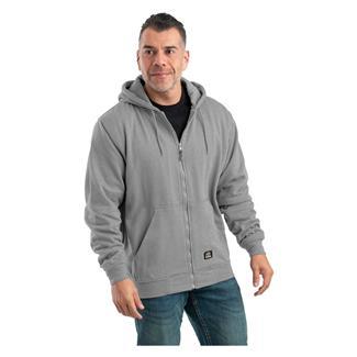Berne Workwear Thermal Lined Hoodie Gray