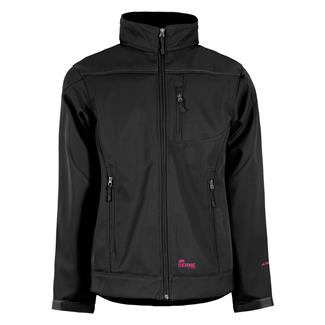 Berne Workwear Eiger Softshell Jacket Black