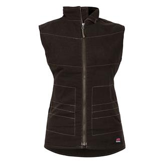 Berne Workwear Modern Vest Dark Brown