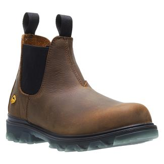 Wolverine I-90 EPX Romeo CT WP Sudan Brown