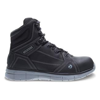 Wolverine Rigger Mid CT WP Black