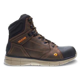 Wolverine Rigger Mid CT WP Summer Brown