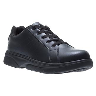 Wolverine Serve LX Oxford Black