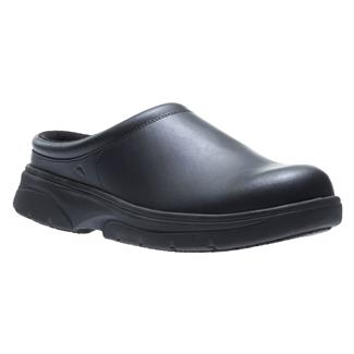 Wolverine Serve LX Clog Black