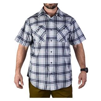 Vertx Weapon Guardian Shirt Indigo Plaid