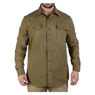 Vertx Long Sleeve Weapon Guardian Shirt Olive