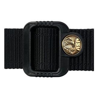 """ASP 1.5"""" Eagle Logo Belt Black"""