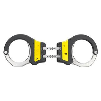 ASP Identifier Hinge Ultra Cuffs Yellow