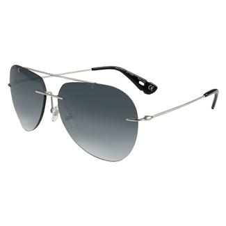 Hazard 4 Cluster Sunglasses Silver