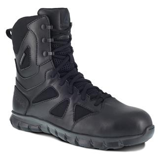 "Reebok 8"" Sublite Cushion Tactical CT SZ WP Black"