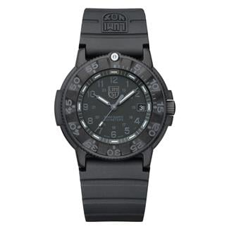 Luminox Navy Seal Dive Watch 3001BO Black