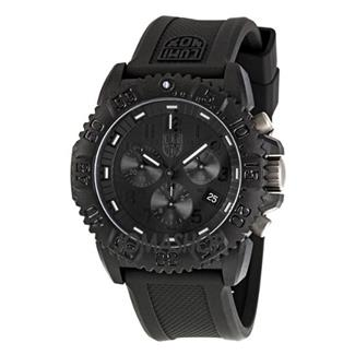Luminox Navy Seal Colormark Chrono 3081BO Black