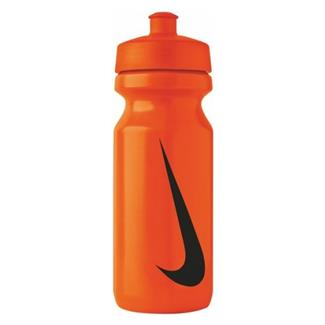 NIKE Big Mouth 22 oz. Water Bottle Orange Rush / Black
