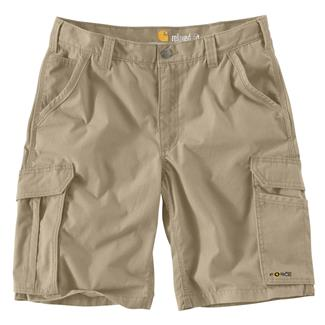 Carhartt Force Tappen Cargo Shorts Tan