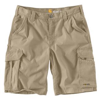 Carhartt Force Tappen Cargo Shorts Tan