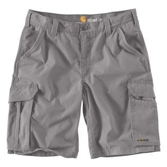 Carhartt Force Tappen Cargo Shorts Asphalt