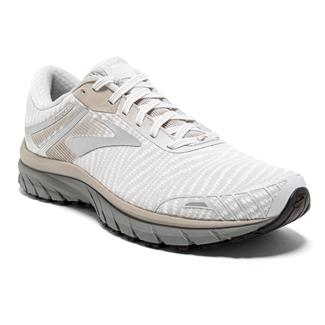 Brooks Adrenaline GTS 18 White / Gray / Tan