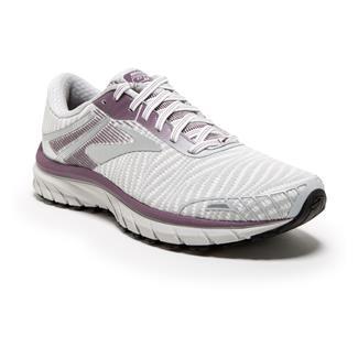 Brooks Adrenaline GTS 18 White / Purple / Gray