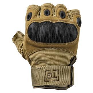 TG Hellfox Fingerless Gloves Coyote