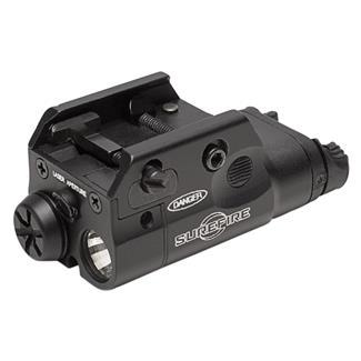 SureFire Ultra-Compact LED Handgun Light and Laser Sight Black