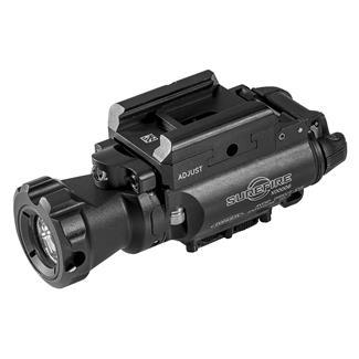 SureFire Ultra-High + Green Laser Holster WeaponLight Black