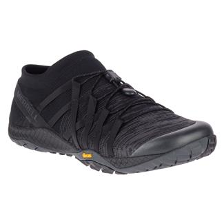 Merrell Trail Glove 4 Knit Black