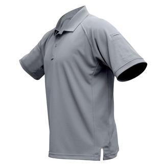 Vertx Coldblack Short Sleeve Polo Light Gray