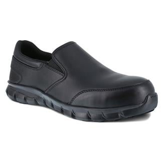 Reebok Sublite Cushion Work Slip-On CT SD Black