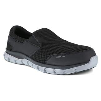 Reebok Sublite Cushion Work Slip-On AT SR Black