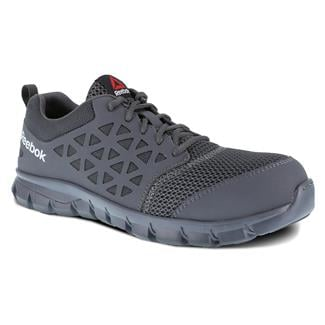 Reebok Sublite Cushion Work CT SR Gray