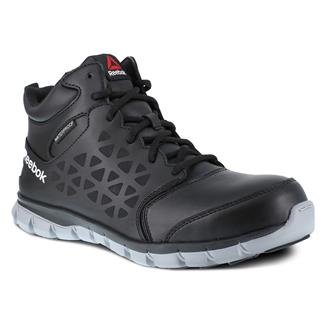 Reebok Sublite Cushion Work Mid CT WP Black