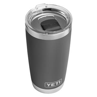 YETI Rambler 20 oz. Tumbler with MagSlider Lid Charcoal