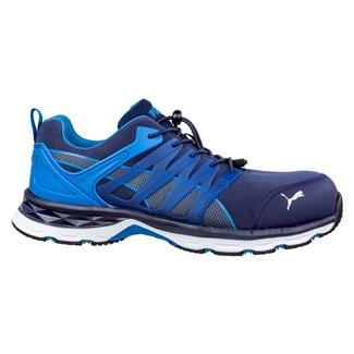 Puma Safety Velocity 2.0 Low SD CT Blue