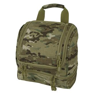 Mercury Tactical Gear Hanging Shave Utility Kit MultiCam