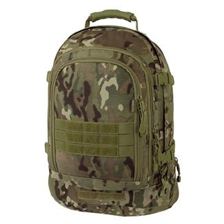 Mercury Tactical Gear Three Day Backpack MultiCam