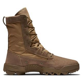 "NIKE 8"" SFB Jungle Leather Coyote Brown"