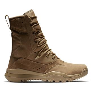"NIKE 8"" SFB Field 2 Leather Coyote Brown"