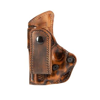 Blackhawk Premium Leather Inside the Pant Holster Antiqued Brown