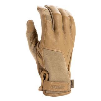 Blackhawk Aviator Commando Gloves Coyote Brown