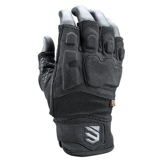 Blackhawk SOLAG Instinct Half Gloves Black