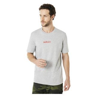 Oakley B1B Flag T-Shirt Granite Heather